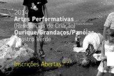 Opportunities: Performing Arts Creative Residencies/Residências de Criação (Portugal)