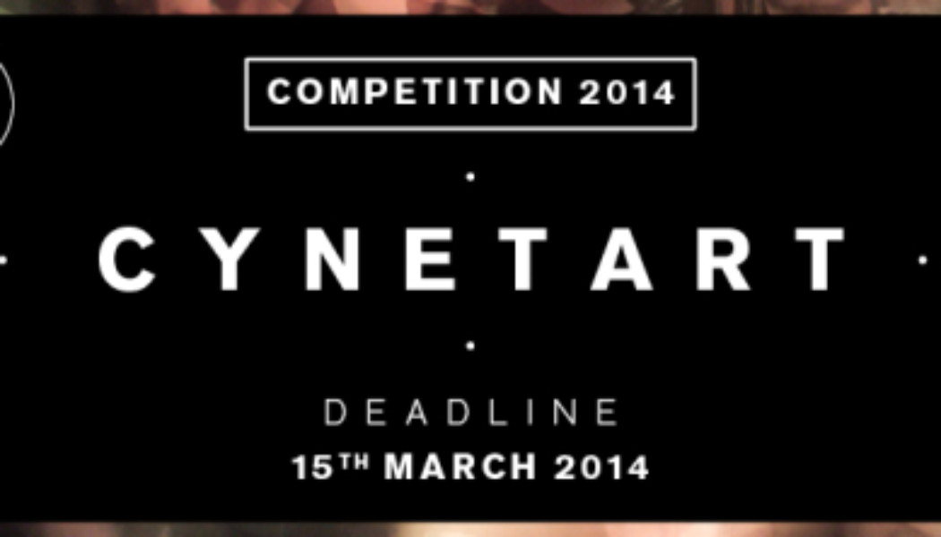 Opportunities: Open Call In New Media CYNETART Competition 2014