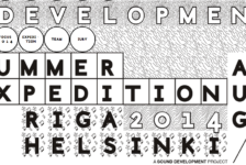 Opportunities: Open Call All Disciplines For 3 Week Traveling Residency (Riga to Helsinki)