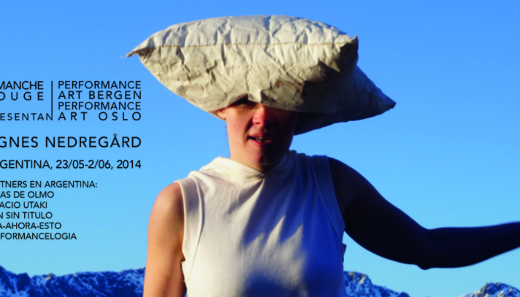 Dimanche Rouge Presents Agnes Nedregard in Argentina – 23/05-02/06/2014