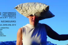 Dimanche Rouge Presents Agnes Nedregard in Argentina – 23/05-02/06/2014
