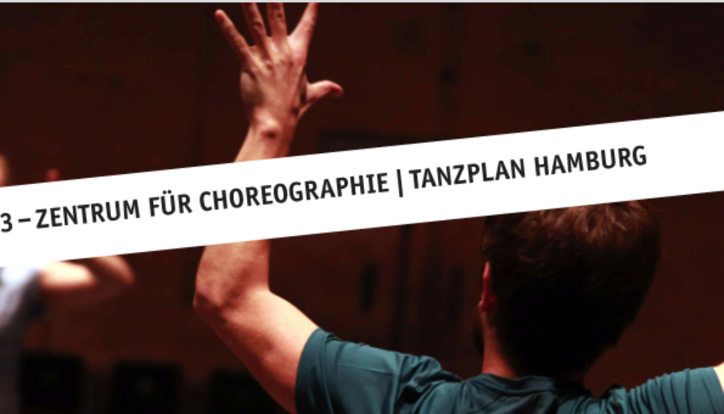 Opportunities: K3 8 Month Choreographer Residency For Early Career (Hamburg)