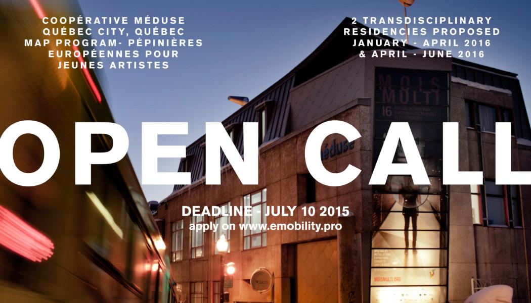 Opportunities: Open Call -Residency at COOPÉRATIVE MÉDUSE (EU Artists)
