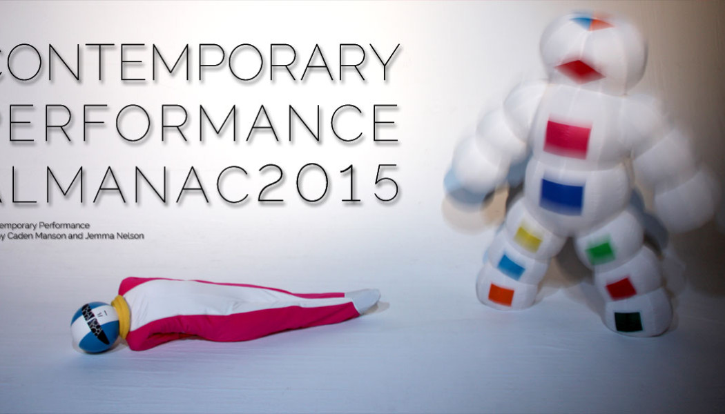 Opportunities: Get A Free Digital Copy of The Contemporary Performance Almanac 2015
