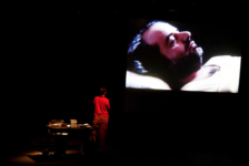 In Performance: Rabih Mroué/Riding on a Cloud