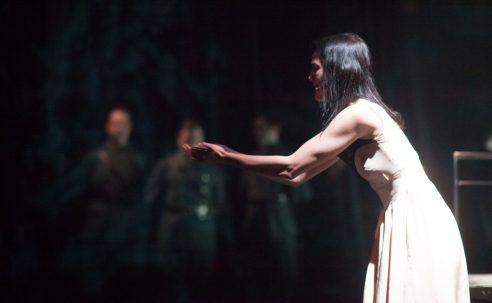 In Performance: Matt Marks and Paul Peers, Mata Hari (PROTOTYPE)