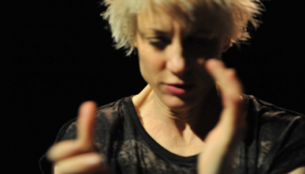 In Performance: Meg Stuart, An evening of solo works (American Realness)