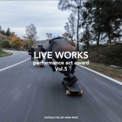 Apply Today: LIVE WORKS Performance Act Award_Vol.5 (Deadline 3/31/17)