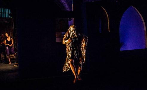 Dancers Wanted for Trajal Harrell's exhibition atThe Barbican (paid)