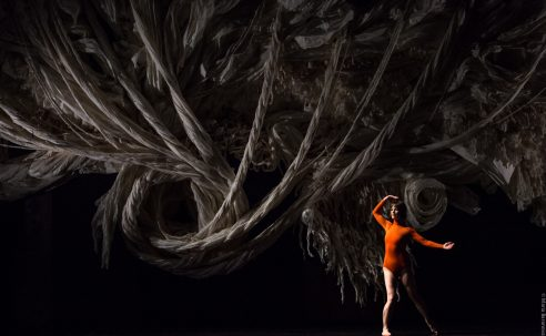 In Performance: Ivy Baldwin Dance, Keen [No. 2]