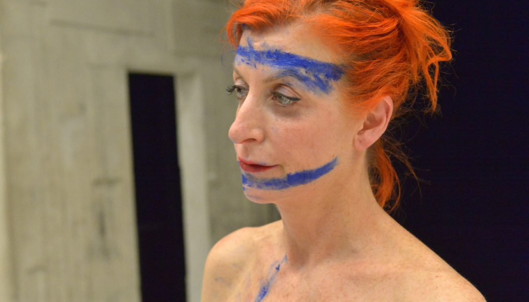 In Performance: La Ribot (Tanz im August)