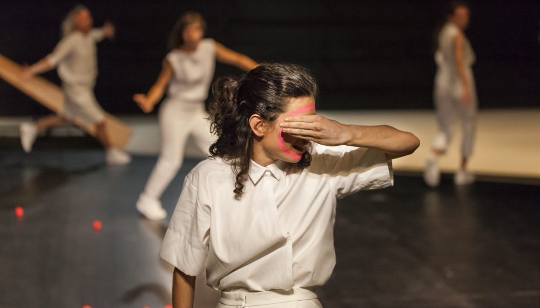 In Performance: Lea Moro, FUN! (Tanz im August)