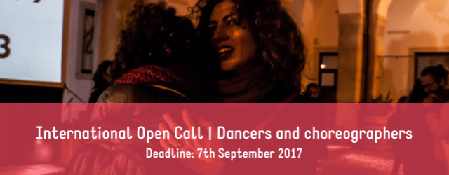 Open Call: Festival Cumplicidades (Lisbon, Portugal) Deadline: 7th September