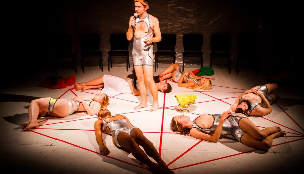 Contemporary Choreography: In Conversation with Alex Rodabaugh