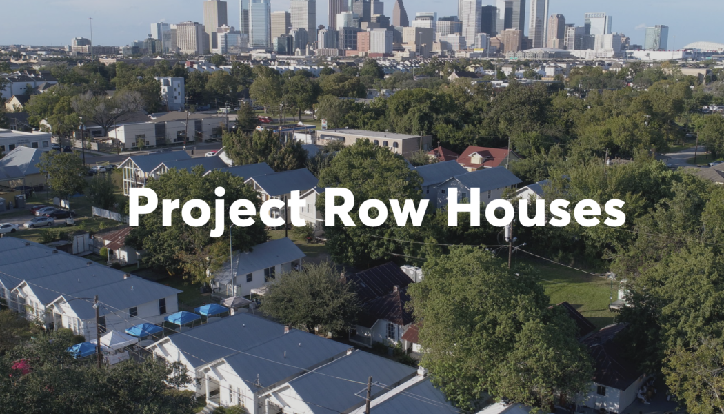 Project Row House