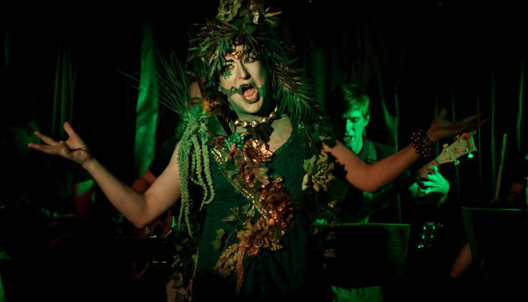 10 Performance Cabaret Artists to Know: 9. Salty Brine
