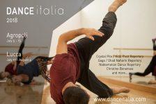 Opportunities: Dance Italia 2018 (Lucca, Italy) Deadline – 05/30/2018