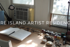 Opportunities: Fire Island Artist Residency – Fee to apply (Fire Island, NY USA) Deadline – 03/25/2018