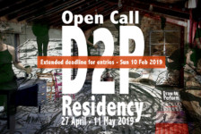 Opportunities: D2P residency, May 2019 – Extended deadline for entries (Copperdollar Studios, Brighton, UK) Deadline – – EXTENDED DEADLINE FOR ENTRIES: SUN 10 FEB 2019 –