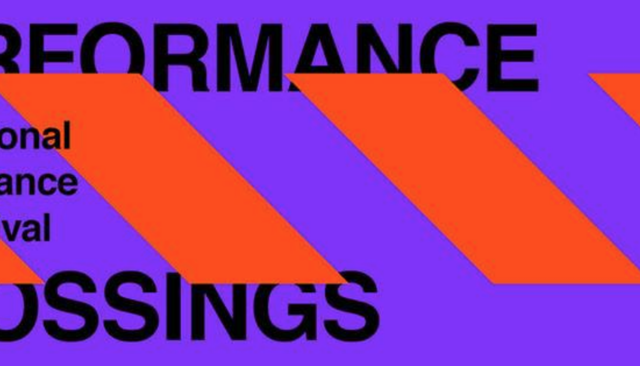 Call for artists: Performance Crossings 2019 (Prague