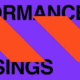 Performance Crossings 2019