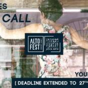 Opportunities: deadline extended 27th Jan – OPEN CALL ALTOFEST 2019 (Napoli) Deadline – 27th January 2019