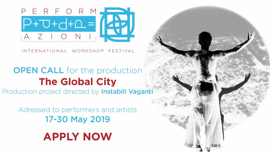 Opportunities: Open Call – The Global City (Bologna, Italy) Deadline – 14th April 2019