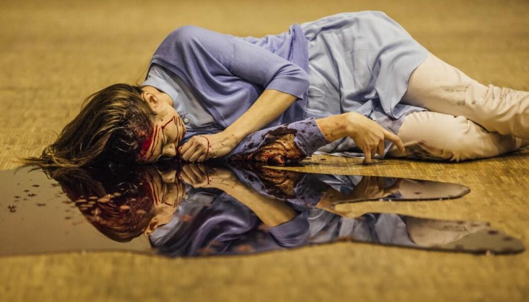In Performance: Romeo Castellucci/ Societas, Le Metope del Partenone (Wiener Festwotchen)