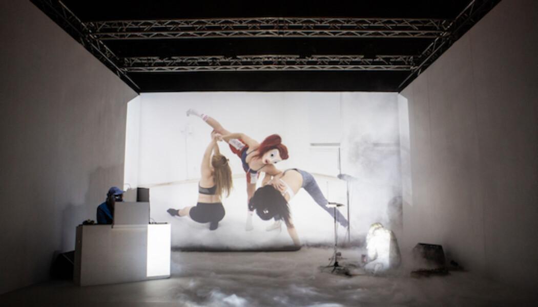 In Performance: Markus Öhrn, 3 Episodes of Life (Weiner Festwotchen)