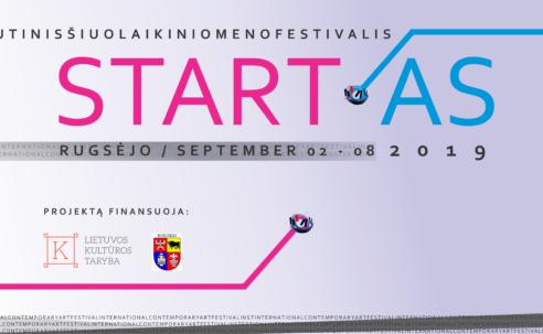 Opportunities: Open call – START|AS residencies (Rokiskis, Lituania) Deadline – July 10, 2019