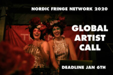 Opportunities: Nordic Fringe Network – Global Artist Call (Scandinavia) Deadline – Deadline Jan 6th 2020