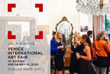 Opportunities: VENICE INTERNATIONAL ART FAIR 2020 (Venice, Italy) Deadline – March 13, 2020
