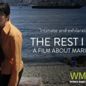 Director Michelle Memran has made her film THE REST I MAKE UP - A FILM ABOUT MARIA IRENE FORNES public and free to view until the end of March.