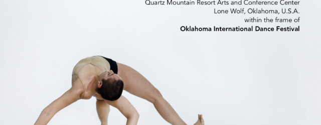 Opportunities: Call for Applications – SOLOCOREOGRAFICO Solo Dance Festival USA edition 2020 (Quartz Mountain, OK) Deadline – 26th of April 2020