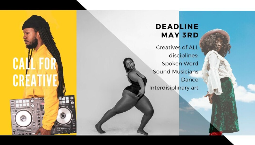Opportunities: Call for Creatives-in-Residence (Boston, MA, USA) Deadline – May 3, 2020