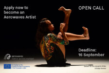 Opportunities: Aerowaves #Twenty21 Open Call (Elefsina, Greece) Deadline – 16 September 2020, at 12:00 CEST