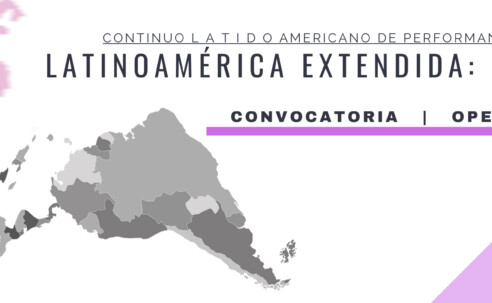 Opportunities: Open Call | Latinoamérica Extendida: Europa (Europe and online) Deadline – 18 October 2020
