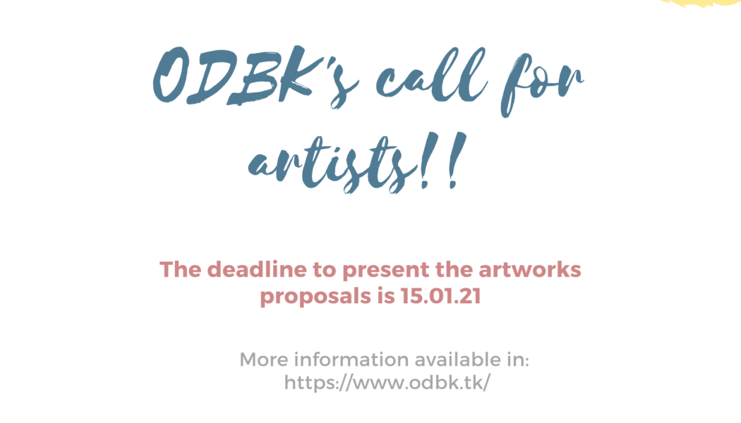 Opportunities: OBDK Open Call (Berlin) Deadline – 15.01.2021