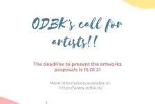 Opportunities: OBDK Open Call (Berlin) Deadline – 15.01.2021