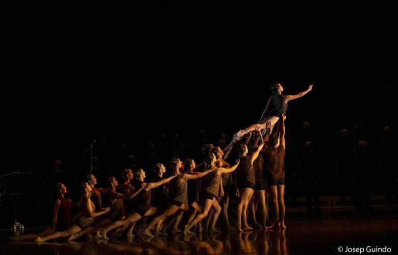 Audition for a High Performance Dance Programme (Terrassa (Barcelona) Deadline – February the 14th