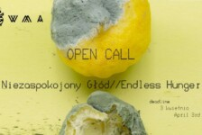 "Opportunities: Open Call – Wirtualne Muzeum Antropocenu ""Endless Hunger"" (Online) – Deadline April 3, 2021"