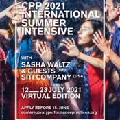 Opportunities: Contemporary Performance Practices – 2021 summer intensive training (online -via Zoom) Deadline – July 9, 2021