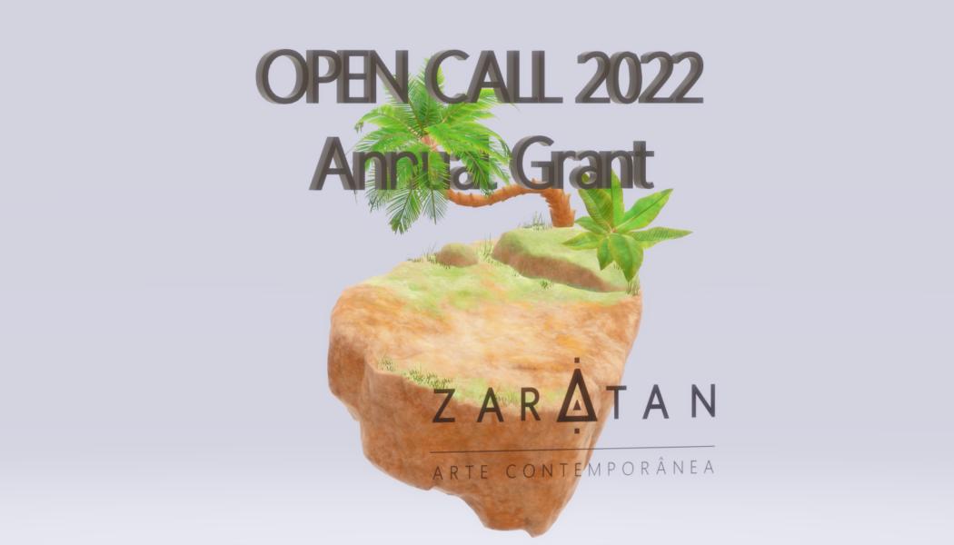 Opportunities: OPEN CALL 2022   Annual Grant Residency Program ZARATAN AIR (Lisboa) Deadline – 10/11/2021